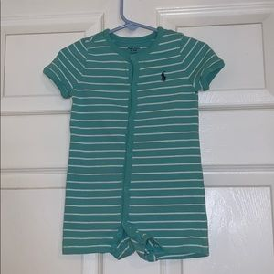 2 6 months polo Ralph Lauren outfits baby boy